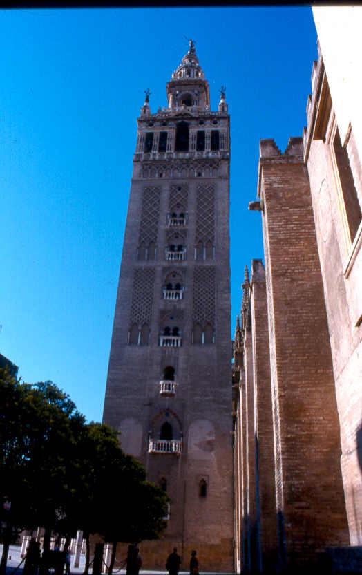 sevilla minaret
